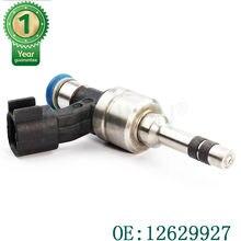 Alta qualidade bocal fluxo combinado injeção gdi injector de combustível para gm para buick para chevy para cadillac 12629927 -.