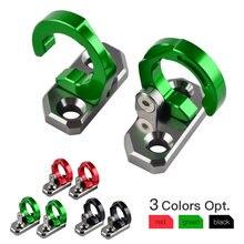Tylny przewód hamulcowy zacisk kabla uchwyt do Kawasaki KX 80 85 100 125 250 500 KLX 140/L/G 250R/S 300R 650 KDX250 KX125 KX250 KLX250