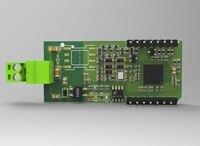 Qca7000/7005homepluggreenphy wideband transportadoras de linha elétrica módulo de comunicação iso15118