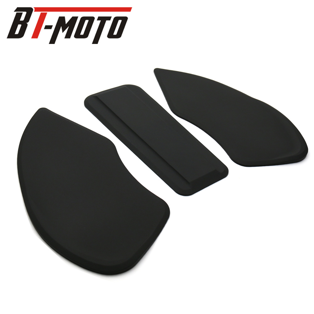 Motorcycle Side Gas Knee Grip Tank Traction Pads Protector Sticker Decal For BMW R Nine T 2013 2014 2015 2016 2017