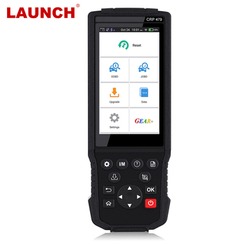 цена на LAUNCH X431 CRP479 OBD2 Scanner JOBD Auto Scanner ABS TPMS DPF IMMO Key EPB Oil Reset Car diagnostic Tool OBD2 LAUNCH X431 WIFI