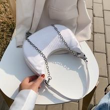 Crocodile Pattern PU Leather Crossbody Bags For Women 2020 Shoulder Messenger