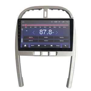 Image 2 - ZHUIHENG 2G+32G Android 8.1 Car Radio for Chery Tiggo 3 2009 2013 car dvd player gps navi car accessories 4G multimedia player