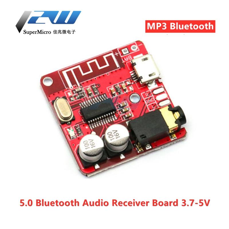 DIY Bluetooth Audio Receiver Board Bluetooth 4.0 4.1 4.2 5.0 MP3 Lossless Decoder Board Wireless Stereo Music Module 3.7-5V