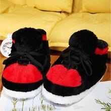 Мужские тапочки; зимние тапочки для влюбленных; кроссовки; зимняя теплая обувь; домашние тапочки; Милые шлепанцы; модные шлепанцы без задника