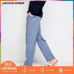 JackJones Весна Лето Новые мужские 100% хлопчатобумажные спортивные брюки | 2183HC503