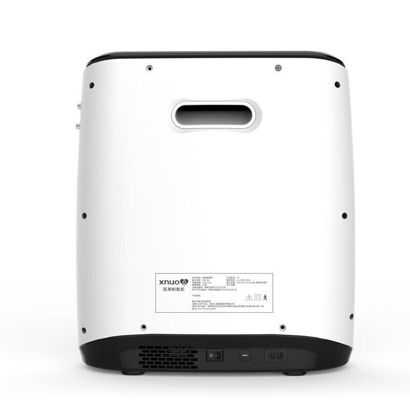 XNUO Y8 Tragbare Sauerstoff Konzentrator hause 3L mit zerstäubung sauerstoff maschine schwangere frauen Homecare