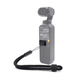Image 1 - Correa de muñeca para DJI OSMO, cardán de bolsillo, eslinga para adaptador de teléfono, cubierta de interfaz, cordón para DJI OSMO Pocket 2, accesorios