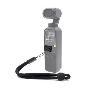 Image 1 - DJI OSMO cep kamera Gimbal bilek kayışı Sling telefon adaptörü arabirim kapak İpi DJI OSMO cep 2 aksesuarları