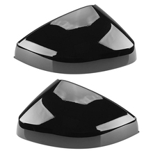 Side-Mirror-Cap-Covers Black for A3 S3 8V Left