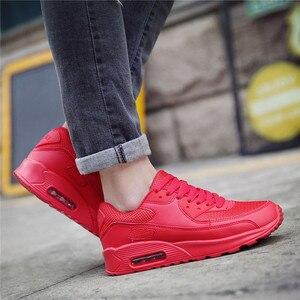Image 5 - Hemmyi Women Sneakers Summer Breathable Mesh Brand Shoes for Woman Black Green Red Tenis Feminino Ladies Shoe Basket Femme