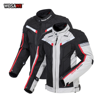 Autumn Winter Motorcycle Jacket Men Waterproof Windproof Protective suit Moto Jacket Racing Motorbike Clothing Protective Gear motorcycle jacket men summer moto protective gear jacket men racing reflective oxford clothing motorbike jackets