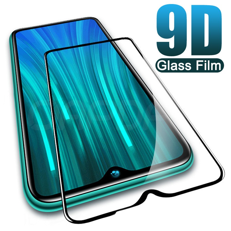 9D Protective Glass on the For font b Xiaomi b font font b Redmi b font