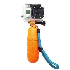 Image 3 - Gosear FLOAT Hand Grip bobber ลอยตัว Rod POLE Stick ขาตั้งกล้อง Monopod สำหรับ GoPro Go Pro Hero 5 4 3 2 xiaomi Yi 4 K SJCAM SJ4000 H9