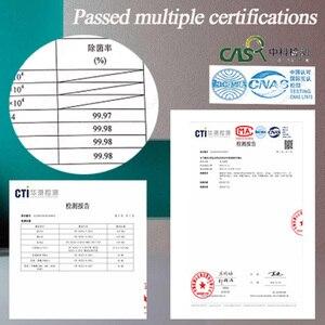 Image 3 - فلتر Hepa لمرشح الكربون amway H13 PM2.5 HEPA 101076CH أو 10 1076 TH لتنقية الهواء فلتر الكربون التعقيم لتنقية الهواء