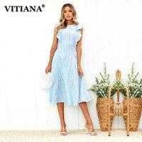 Платье с рюшами  Цена 1142 руб. ($13.77)*  Посмотреть