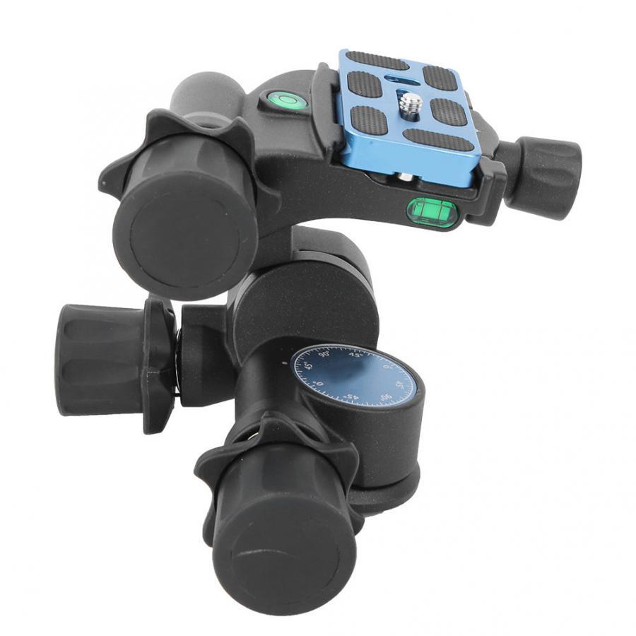 Benro GD3WH Color Negro Tr/ípode Precision Geared Head