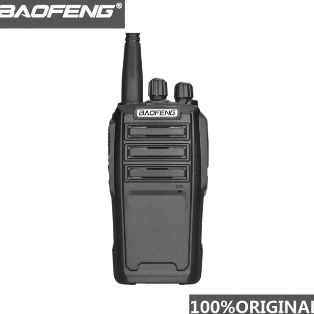 Baofeng UV 6 لاسلكي تخاطب طويلة المدى اتجاهين راديو 136 174/400 480MHz VHF UHF ثنائي النطاق راديو محمول باليد جهاز الإرسال والاستقبال البيني