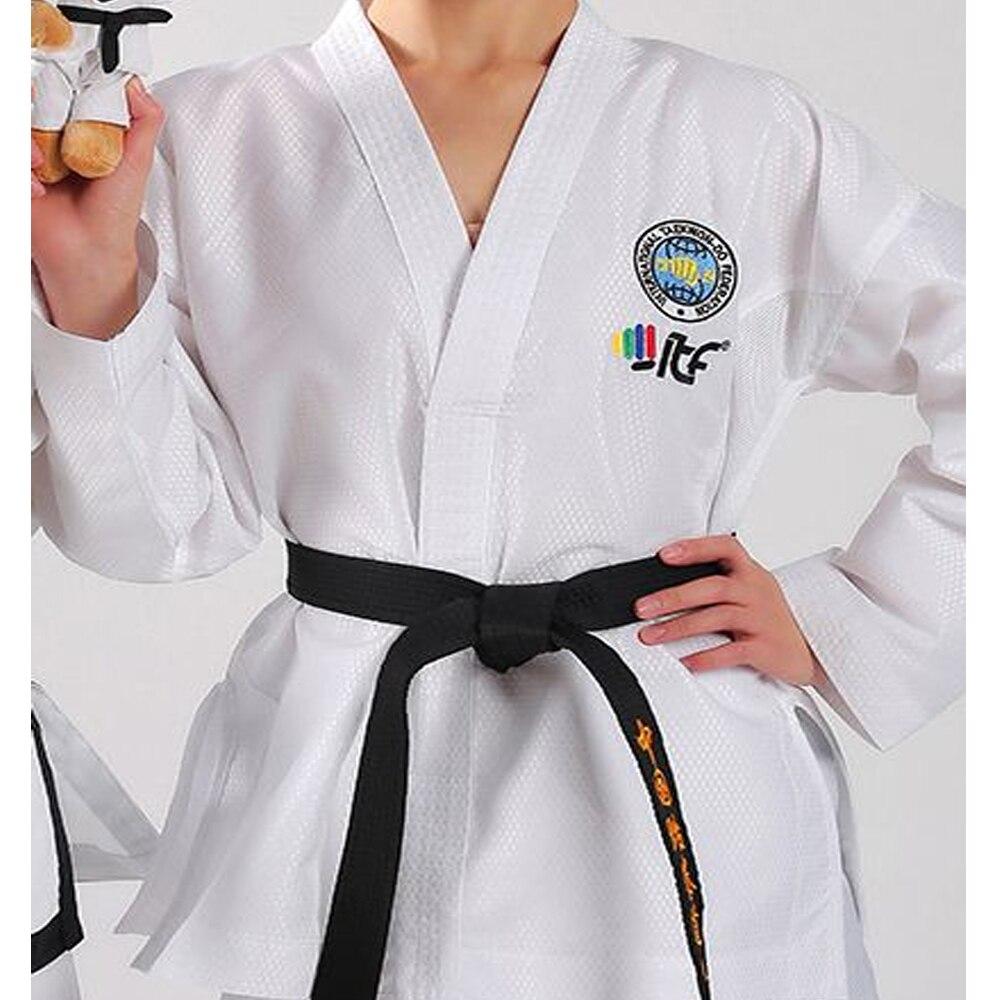 Clothing - Hoge  kwaliteit ITF goedgekeurd Taekwondo uniform