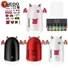 230ml Ultrasonic Air Humidifier Little Devil USB Aroma Essential Oil Diffuser with Aroma Essential Oil for Home Car Mist Maker набор aroma home