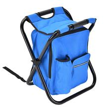 Chair-Stool Fishing-Chair-Bag Folding Hunting for Outdoor Climbing-Equipment CN Backpack