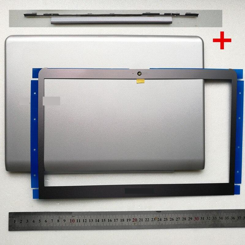 Новинка для Samsung NP530U3C NP530U3B NP532U3C NP535U3C задняя крышка для ЖК дисплея/петли для ЖК экрана|Рамки для ноутбуков| | АлиЭкспресс