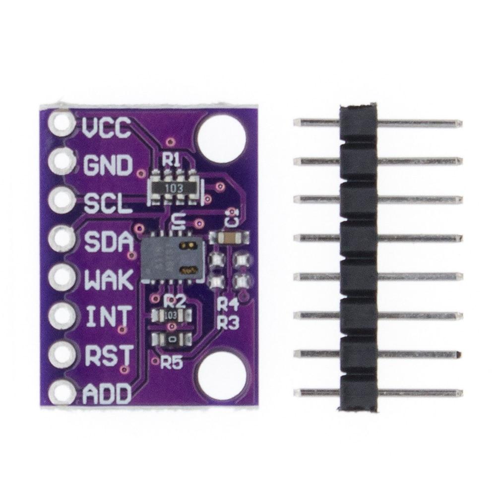 Gas Sensor Carbon Dioxide Detection Sensor Module CCS811 CO2 eCO2 TVOC Air Quality Detecting I2C Output CJMCU-811