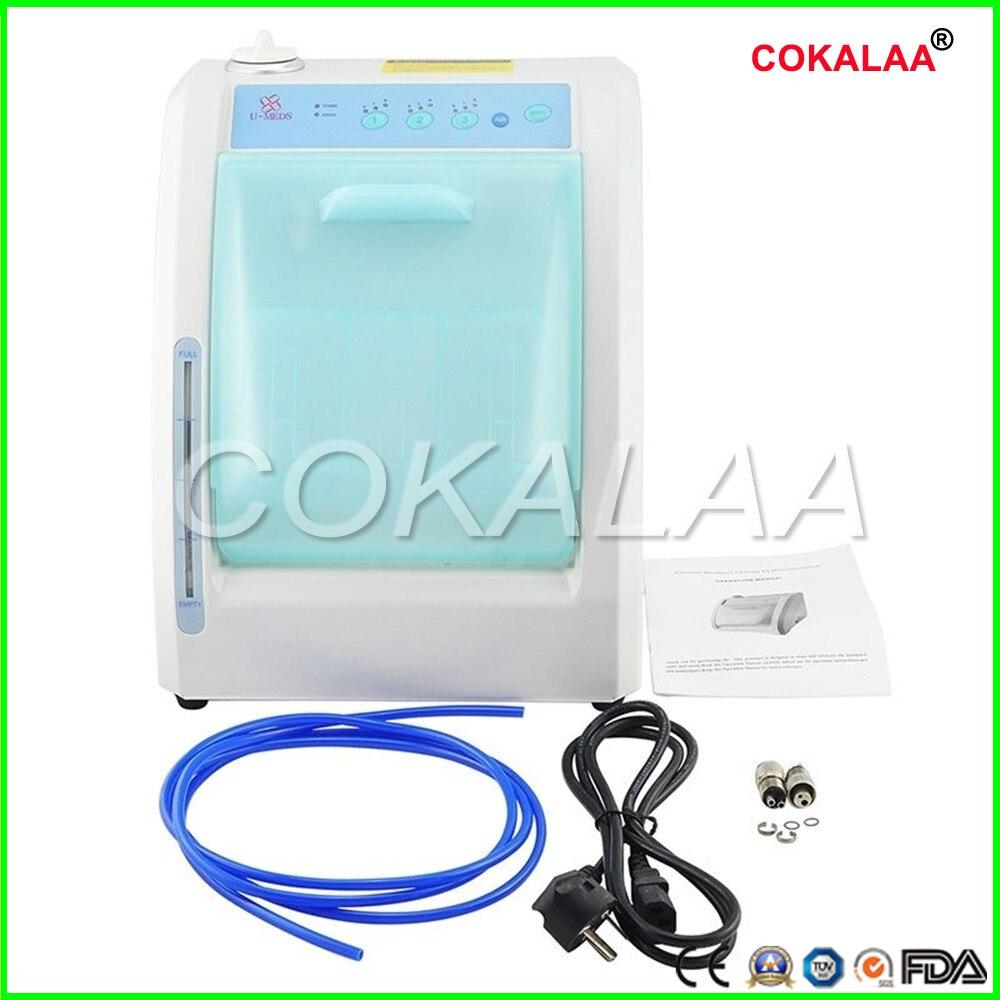 COKALAA Tandheelkundige hoge snelheid en lage soeed Handstuk Oliën Reinigingsmachine Dental Cleaning System Olie Machine - 4