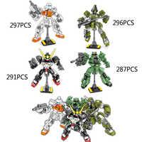 Bloques de construcción de Super robot war para niños, modelos de juguete para ensamblaje, GM, RGM-79, gundam, Spiegel Zaku