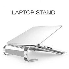 Riser-Holder Laptop-Stand Notebook Computer Cooling-Support Lenovo Aluminum Dell