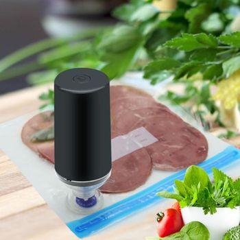 Mini USB Handheld Food Vacuum Sealer Packaging Machine Film Container Packer Kitchen Household Tool U1JE
