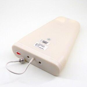 Image 2 - 2G 3G 4G anten açık Yagi 800 2500 Log periyodik harici LPDA anten cep telefonu için telefon sinyal tekrarlayıcı güçlendirici amplifikatör