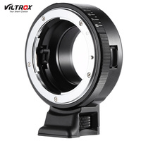 VILTROX NF M4/3 Mount Adapter Ring for Nikon G/F/AI/S/D Type Lens to M4/3 Mount Camera for Olympus E M1/E P1/E P2/E P3
