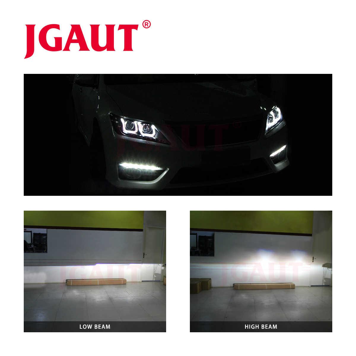 Car Assembly Head Lamp for toyota camry Headlights 2012-2014 LED Headlight DRL Lens Double Beam Bi-Xenon HID Q5 Whole kit