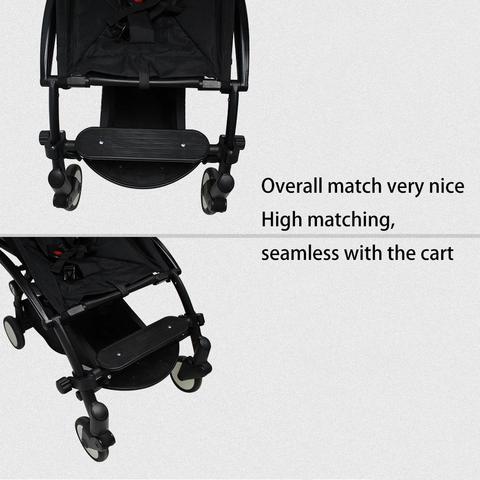 acessorios carrinho de bebe pedal apoio para