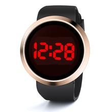 Fashion Men Watches Touch Screen Led Digital Sports reloj hombre montre homme erkek kol saati