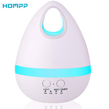 200ml Essential Oil Aromatherapy Aroma Diffuser, Carry Loop,PERFECT GIFT Safe Auto Off. Select Best Colour or Auto Change LEDs