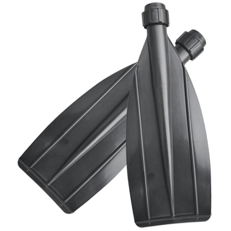 1 par paddle pás acessórios barco de