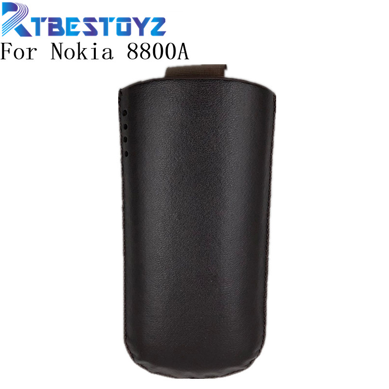 Original Leather Phone Case For Nokia 8800 8800A Case 8800 8800A Protective Holster
