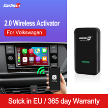 Carlinkit 2.0 Wireless CarPlay Adapter for VW 2016-2020 Original car with CarPlay Wired to Wireless Dongle Auto Connect IOS 14