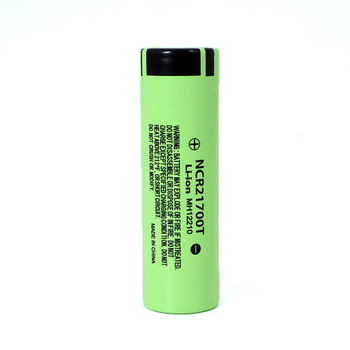 3.7V NCR21700T li-lon battery 4800mAh 15A power 5C Rate Discharge ternary lithium batteries DIY Electric car battery pack image