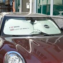Visor Windshield-Visor Car-Accessories COOPER MINI Prevent Sunroof Front for F54/F55/F56/..