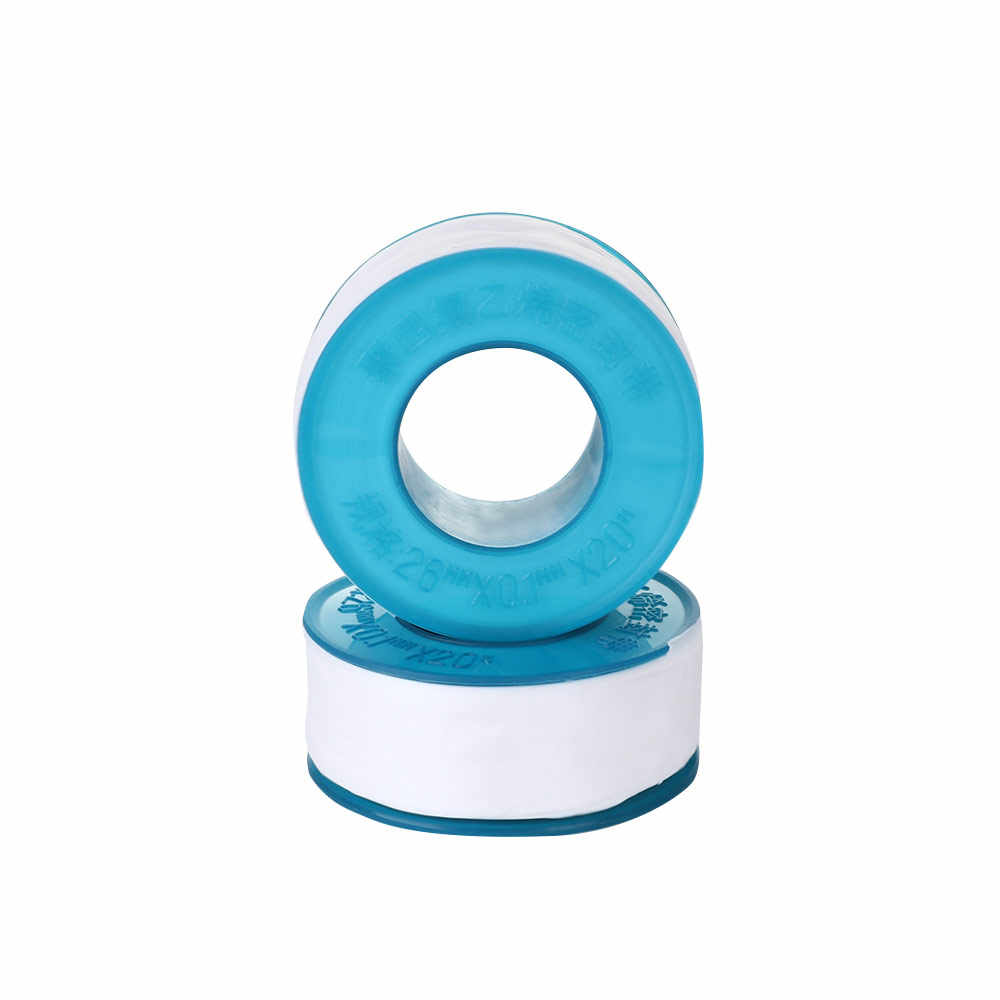1 rollo de 6/10/20M teflón Color aleatorio cinta de PTFE cinta de agua banda de sellado de aceite -Herramienta de reparación de la Junta del fontanero
