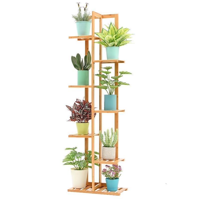 Stojaki Para For Soporte Plantas Interior Estanteria Escalera Varanda Stojak Na Kwiaty Balcony Dekoration Shelf Flower Stand