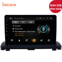 Seicane Android 8.1 RAM 2GB Car GPS Multimedia for Volvo XC90 2004 2014 9 inch Radio Navigation Player SWC Mirror link 1080P