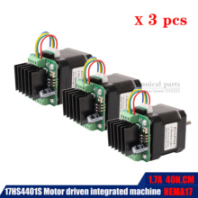 Stepping-Motor Micro-Post-Driver 17hs4401s Motor-Integration 3PCS Four-Wire Two-Phase