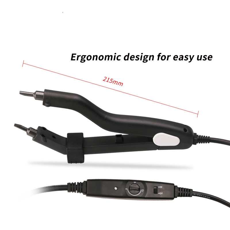 2020 New Arrival Heat Hair Connector High Temperature Control Heat Iron Mini sol head smart hair extension connector no damage