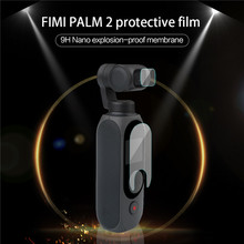 Camera-Lens-Film Fimi Palm 2-Accessories Glass-Protector for 2sets 9H High-Hardness Spare-Parts