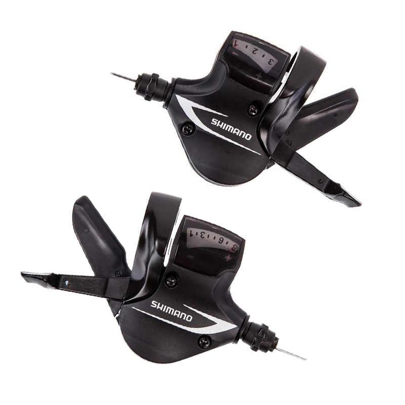 Shimano Acera SL-M3000 Levier de vitesse 3 vitesses Noir 2016 Levier de vitesse droit