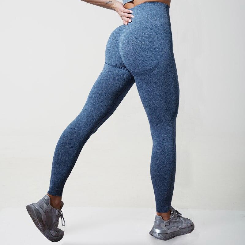 Ginásio Leggings Collants Trainning Controle Da Barriga